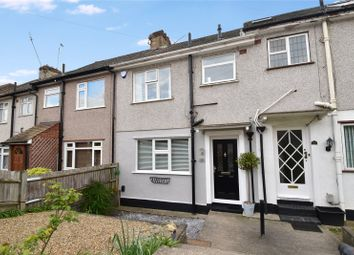 Thumbnail 3 bed terraced house for sale in Oakfield Park Road, Wilmington, Dartford, Kent