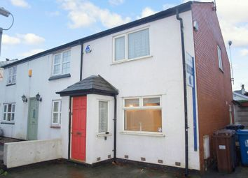 Thumbnail 2 bed end terrace house for sale in Kenyon Lane, Warrington, Cheshire
