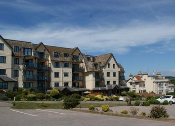 Thumbnail 2 bed flat for sale in The Rosemullion, Cliff Road, Budleigh Salterton