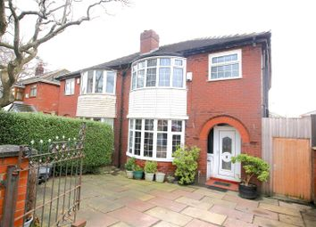 Thumbnail 3 bed semi-detached house for sale in Lightbowne Road, Moston, Manchester