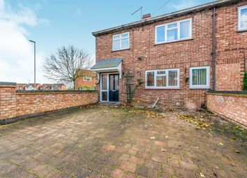 Thumbnail 3 bed end terrace house for sale in Queensland Gardens, Kingsthorpe, Northampton