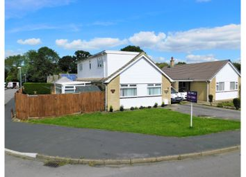 Thumbnail 4 bed detached bungalow to rent in Severn Avenue - Greenmeadow, Swindon