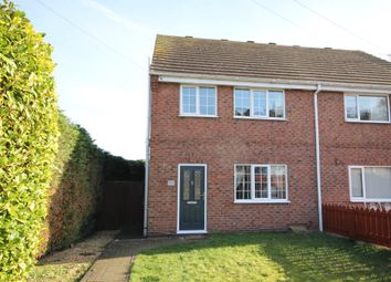 Thumbnail 3 bed semi-detached house for sale in Bridlington Street, Hunmanby