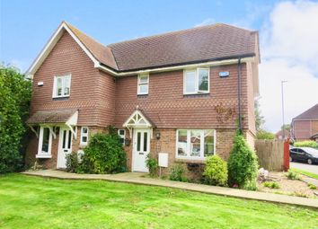 Thumbnail 2 bed semi-detached house for sale in Meadow View, Sayers Common, Hassocks