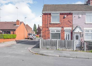 Thumbnail 2 bed end terrace house for sale in Leslie Avenue, Maltby, Rotherham