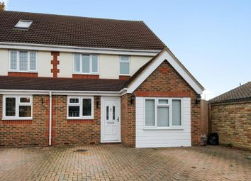 Thumbnail 4 bed semi-detached house to rent in Castlefield, Stoke Mandeville