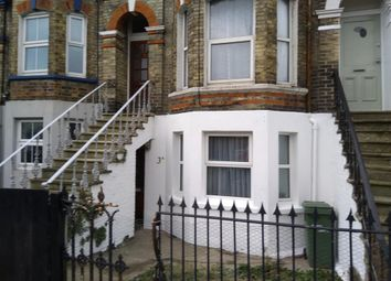 Thumbnail 1 bed flat to rent in Foord Road, Folkestone, Kent