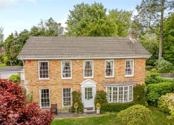 Thumbnail 4 bed detached house for sale in Oaklands Close, Winchester, Hampshire