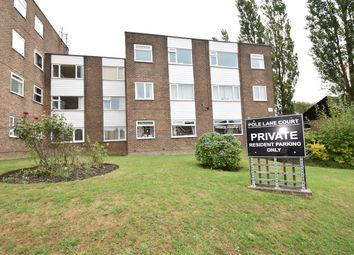 Thumbnail 2 bed flat for sale in Pole Lane Court, Unsworth, Bury