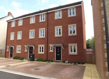 Thumbnail 4 bedroom end terrace house for sale in Hollybrook Mews, Yate, Bristol, Gloucestershire