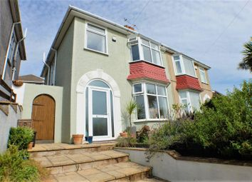 Thumbnail 3 bed property for sale in Lon Coed Bran, Cockett, Swansea