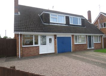 Thumbnail 3 bed property for sale in Caryer Close, Orton Longueville, Peterborough