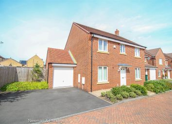 Thumbnail 4 bed detached house for sale in Cheshire Close, Stoke Village, Coventry