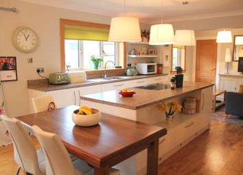 Thumbnail 4 bed detached house for sale in Coach Close, Kilsyth