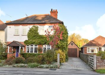 Thumbnail 3 bedroom detached house for sale in Pinewood Avenue, Crowthorne, Berkshire