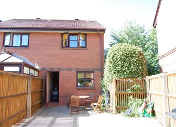Thumbnail 2 bedroom end terrace house to rent in Taverner Close, Poole
