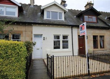 Thumbnail 2 bed terraced house for sale in Victoria Park Street, Glasgow