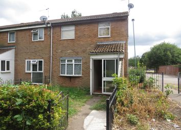 Thumbnail 2 bed end terrace house for sale in Cartbridge Walk, Walsall