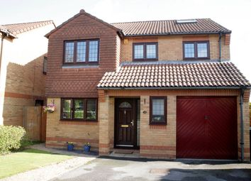 Thumbnail 5 bed detached house for sale in Hepplewhite Drive, Hatch Warren, Basingstoke