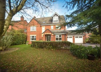 Thumbnail 5 bed detached house for sale in Thorpe View, Ashbourne