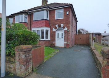 Thumbnail 3 bed semi-detached house to rent in Woodridge Avenue, Thornton-Cleveleys