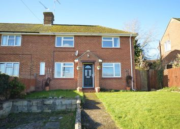 Thumbnail 3 bed semi-detached house for sale in Harroell, Long Crendon, Aylesbury