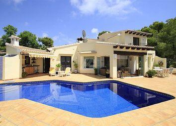 Thumbnail 4 bed villa for sale in Moraira, Valencia, Spain
