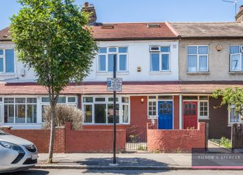 Thumbnail 3 bed terraced house to rent in Shelbourne Road, London