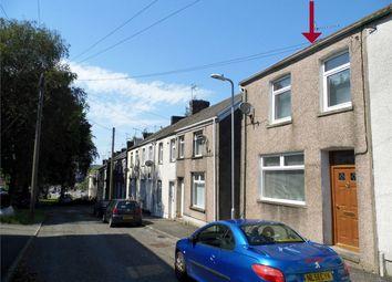 Thumbnail 3 bed end terrace house for sale in Oddfellows Street, Bridgend, Bridgend, Mid Glamorgan