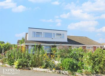 Thumbnail 4 bed semi-detached house for sale in Rockingham Road, Sawtry, Huntingdon, Cambridgeshire