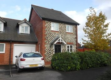 Thumbnail 3 bed link-detached house to rent in Dawbeney Drive, Amesbury, Salisbury