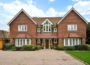 Thumbnail 5 bed property for sale in Ockham Road North, East Horsley, Leatherhead