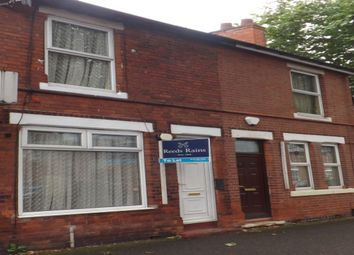 Thumbnail 3 bedroom terraced house to rent in Vernon Road, Old Basford, Nottingham