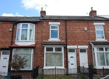 Thumbnail 2 bed semi-detached house to rent in Greenbank Road, Darlington
