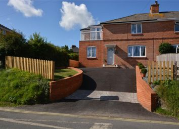 Thumbnail 3 bed semi-detached house for sale in Bath Road, Lymington, Hampshire