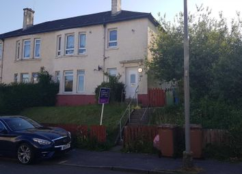 Thumbnail 2 bed flat to rent in Harport Street, Thornliebank, Glasgow