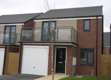 Thumbnail 3 bedroom detached house to rent in Osprey Walk, Newcastle Upon Tyne