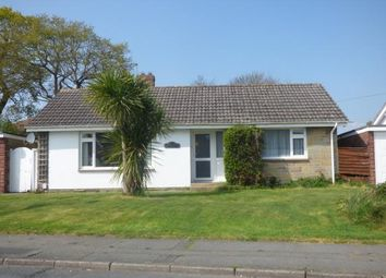 Thumbnail 3 bed bungalow for sale in Crossfield Avenue, Cowes
