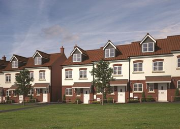 Thumbnail 3 bedroom detached house for sale in The Lacey At Weavers Meadow, Great Cornard, Sudbury