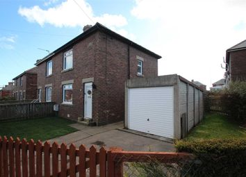 Thumbnail 2 bed semi-detached house to rent in Pixley Dell, Consett, Delves Lane