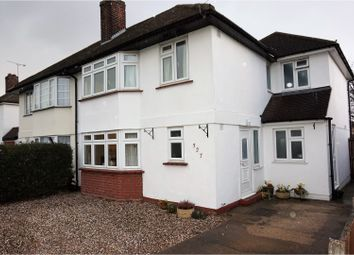 Thumbnail 4 bed semi-detached house for sale in Ongar Road, Brentwood