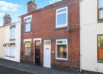 Thumbnail 2 bed terraced house to rent in Orchard Street, Wolstanton, Newcastle-Under-Lyme