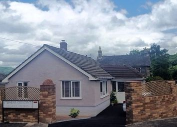 Thumbnail 3 bed detached bungalow for sale in Stephens Crescent, Abergavenny