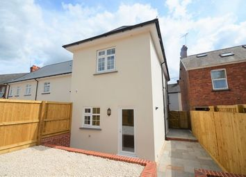 Thumbnail 2 bedroom end terrace house for sale in Chapel Street, Tiverton