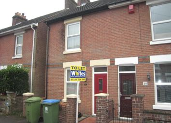 Thumbnail 3 bed end terrace house to rent in New Road, Fareham
