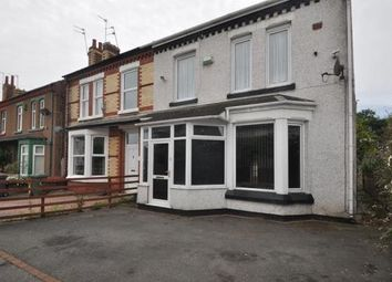 Thumbnail 3 bed end terrace house for sale in Heathbank Avenue, Wallasey