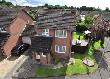Thumbnail 3 bed link-detached house for sale in Barns Croft Way, Droitwich