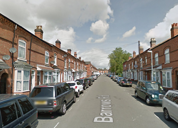 Thumbnail 2 bedroom terraced house for sale in Barrows Road, Sparkbrook, Birmingham