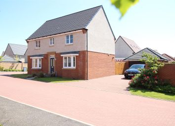Thumbnail 4 bed property for sale in Pappin Drive, Motherwell