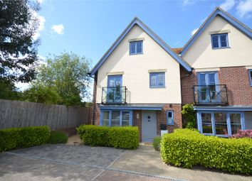 3 bed end terrace house for sale in Lyric Place, Lymington, Hampshire SO41